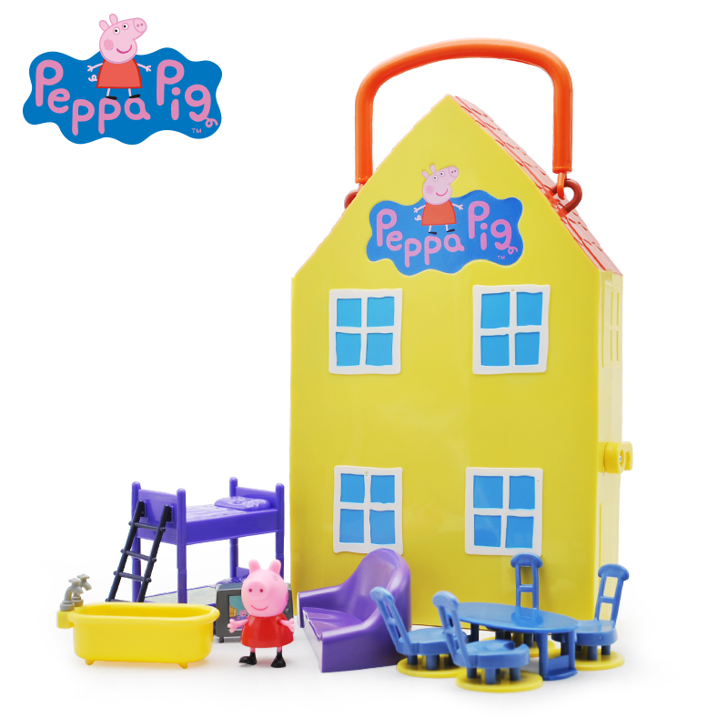 Peppa-Pig-Toys-Doll-Real-Scene-Model-House-PVC-Action-Figures-Family-Member-Toys-Early-Learning-Educational-toys-Gift-For-Kids-1