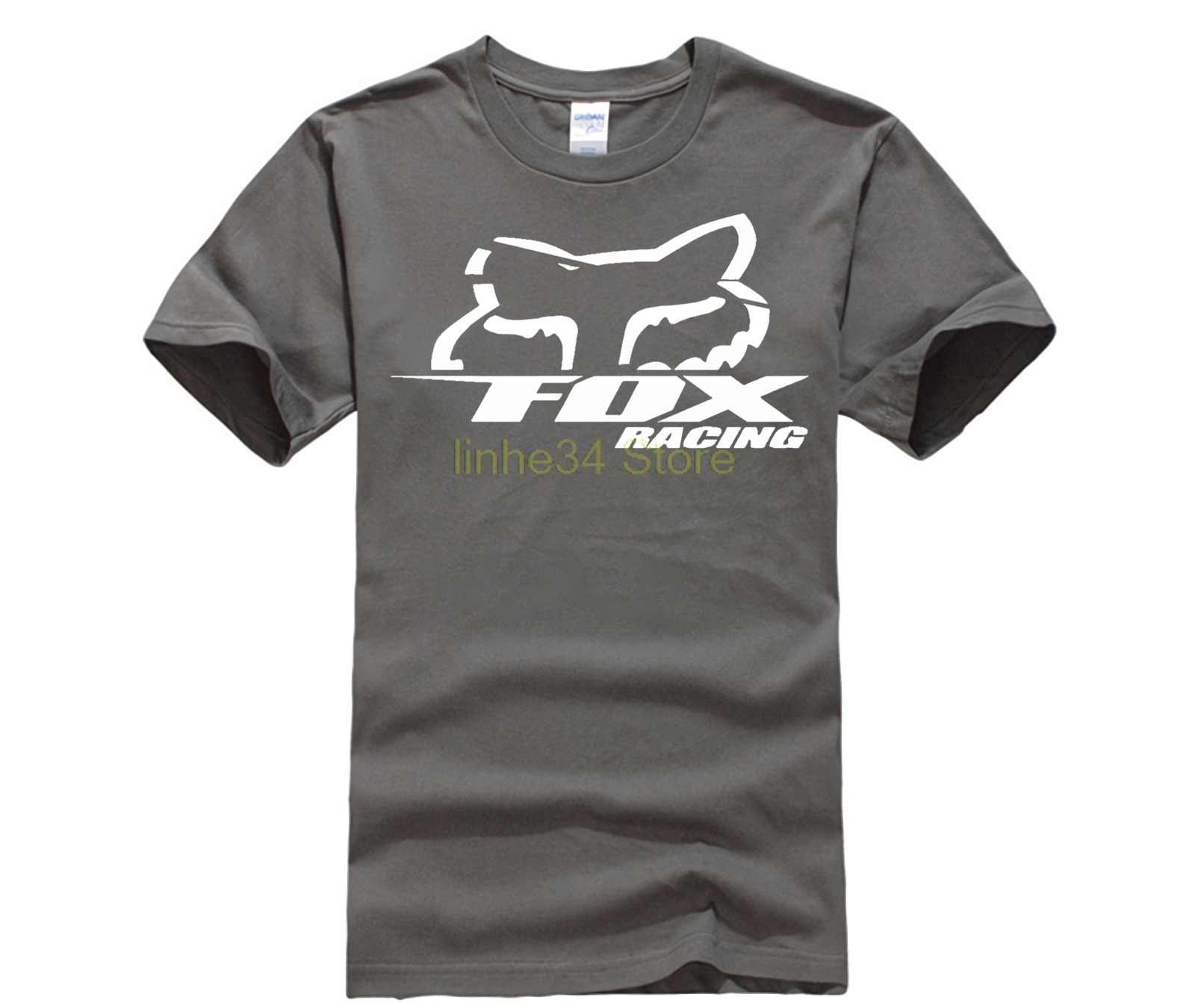 957495bf670 Detail Feedback Questions about Fox Logo Racinger Black Men s T ...