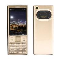 Three sim phone Russian keyboard key 2.8 screen gsm phones mobile phone cheap Phone china Cell Phones original H mobile X200