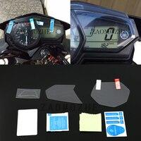 Para Yamaha YZF R3 R3 MT-03 MT03 Cluster Proteção Scratch Filme Protetor de Tela para Yamaha MT YZF-R3 03