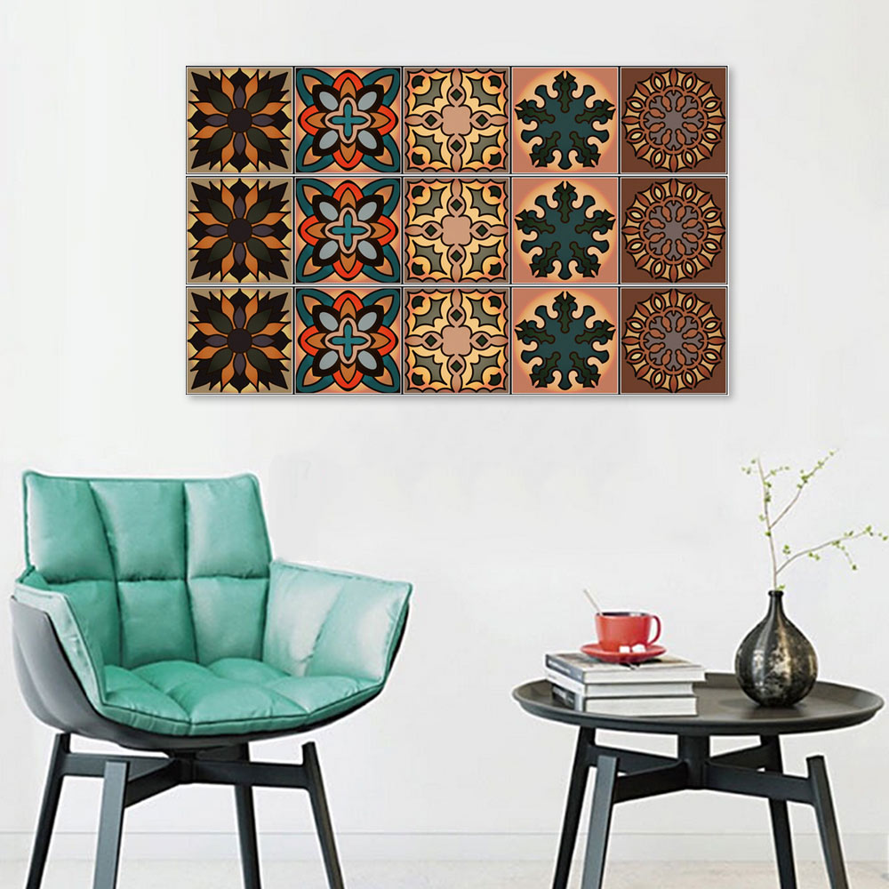 aliexpress  buy moroccan style diy mosaic wall tiles