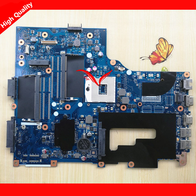 Va70 vg70 originais rev: 2.1 motherboard apto para acer v3-771 notebook pc placa de sistema 100% testado