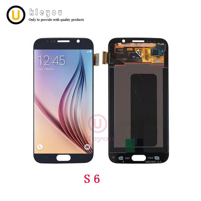 Original 5.1 for SAMSUNG Galaxy S6 G920 G920F LCD Display Touch Screen Digitizer Assembly ReplacementOriginal 5.1 for SAMSUNG Galaxy S6 G920 G920F LCD Display Touch Screen Digitizer Assembly Replacement