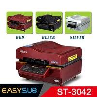 ST 3042 3D сублимационный принтер 3D вакуумная сублимационная термопечать машина для печати для телефонов Чехлы кружки тарелки очки