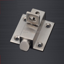 free shipping spring Door Bolt wooden Hardware window Lock stainless steel door latch furniture bolt DIY household handmade part
