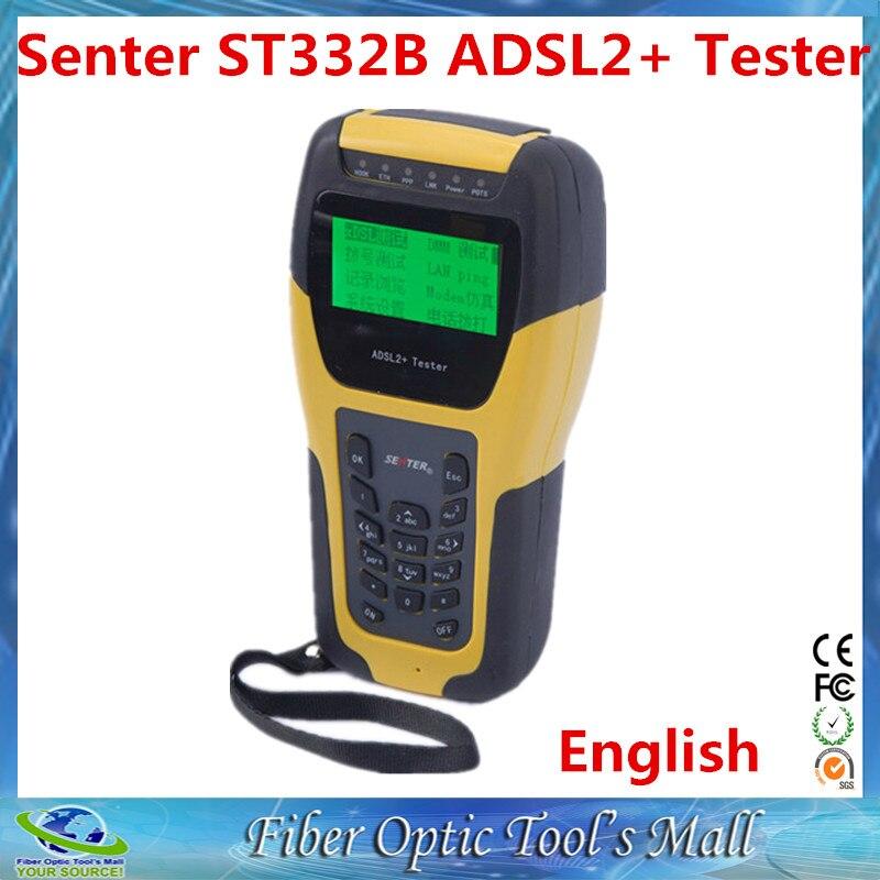 imágenes para Inglés Versión Estrenar ST332B ADSL2 + Tester Multi-funcional/ADSL Tester/ADSL Herramientas de Instalación y Mantenimiento