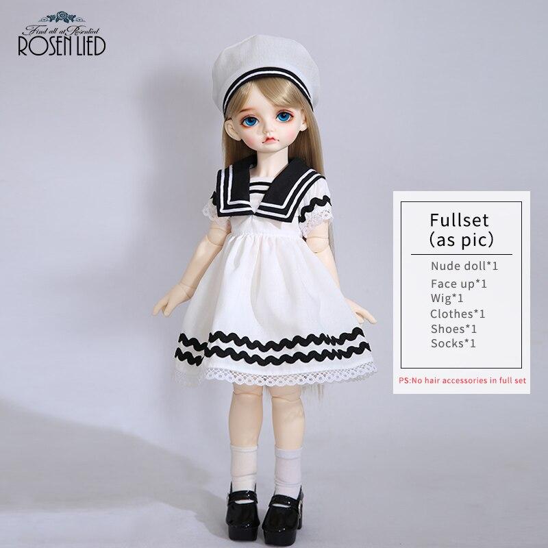 Rosenlied RL odmor mignon bjd sd lutka 1/4 model tijela dječaci ili - Lutke i pribor - Foto 6