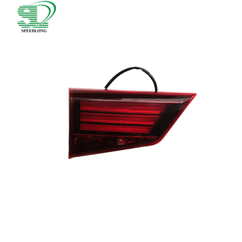 1Pcs Left Side Free shipping Inner Tail light LED rear light taillight taillamp 8331A185 for Mitsubishi Outlander 2016