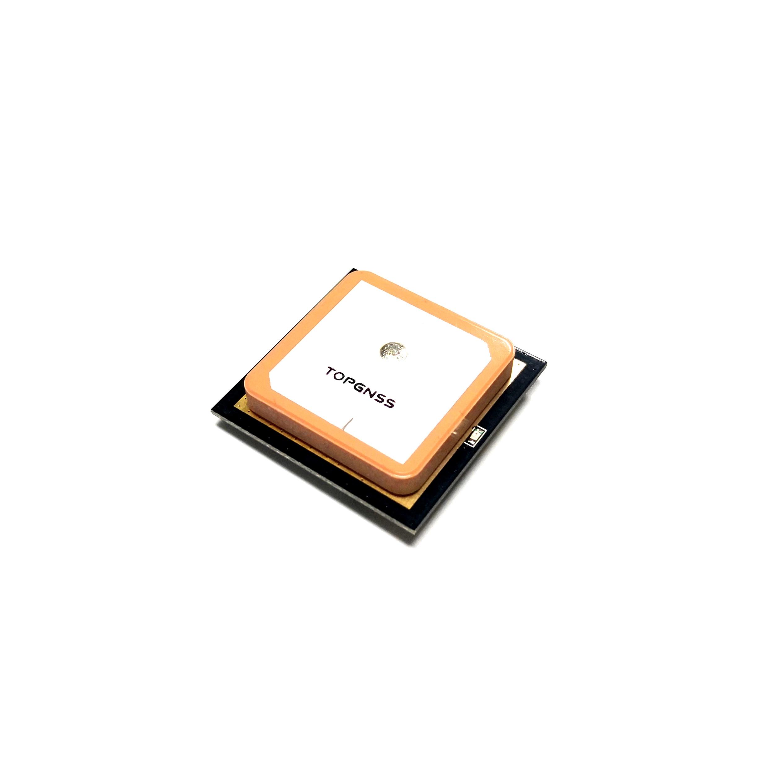 TTL UART GPS Modue GN-803 GPS GLONASS GALILEO GNSS Mode M8n GNSS Module Antenna Receiver Built-in FLASH NMEA0183 FW3.01 TOPGNSS
