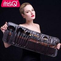 MSQ Высокое качество кисти для макияжа комплект де Pinceis профессиональный набор косметика по уходу за бровями Румяна уход за кожей лица макияж