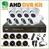 Full 1080P 2 0MP 8CH 1080P Surveillance System AHD DVR KIT CCTV Video Recorder Home Security