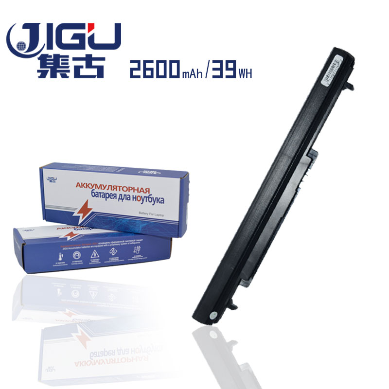 JIGU Laptop Battery For Asus A31-K56 A32-K56 A41-K56 A42-K56 Series A56 A46 K56 K56C K56CA K56CM K46 K46C K46CA K46CM S56 S46 russian keyboard for asus k56 k56c k56ca a56 k56cb k56cm ru black laptop keyboard