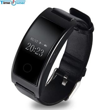 Timeowner Ck11S Smart Band Heart Rate Pulse Blood Pressure Blood Oxygen Intelligent Bracelet Wristband Fitness Activity Tracker