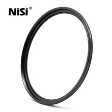 NiSi Ultra Slim PRO Nano UNC UV Filter Multi-Coated Lens Protector High Definition for Lenses 82 77 72 67 62 58 52mm nisi 82mm mc ultra violet ultra thin double sided multilayer coating uv lens filter