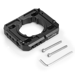Image 2 - SmallRig Rod Clamp for DJI Ronin S Handheld Gimbal Stabilizing Rod Clamp Plate Mount With 1/4 20 and arri 3/8 Holes  2221