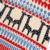Niñas otoño suéter de algodón para niños y suéteres de lana de los niños de dibujos animados niña grande historieta suéter de las muchachas imprimen ciervos