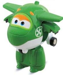 12 стилей, мини Супер Крылья, деформация, мини реактивный ABS робот, игрушка, фигурки, Супер крыло, трансформация, игрушки для детей, подарок - Цвет: No box Mira