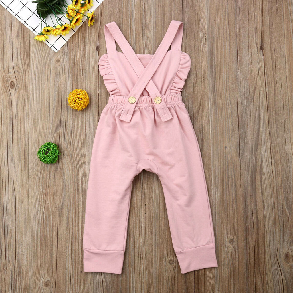 HTB1kK9KQrvpK1RjSZPiq6zmwXXaW Newborn Baby Girl Boy Backless Striped Ruffle Romper Overalls Jumpsuit Clothes Onesies kid clothing toddler clothes baby costume