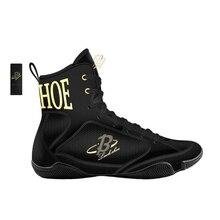 Высококачественные борцовские ботинки для мужчин, тренировочная обувь, профессиональная боксерская обувь, кожаные женские борцовские Костюмные ботинки, борцовские ботинки