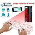 Free shipping!Virtual Laser Projection Keyboard Wireless Bluetooth For Smartphone Tablet PC AP