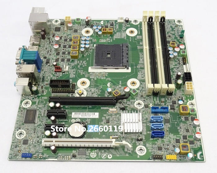 High quality desktop motherboard for 705 G1 MT 752149-001 751439-001 Fully tested high quality desktop motherboard for 705