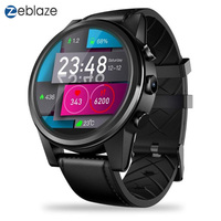 Zeblaze THOR4 Pro 1,6 дюймов Android7.1.1 MTK6739 4 ядра 1 г + 16 Смарт часы с Wi Fi BT 5.0MP наручные часы камеры Новый