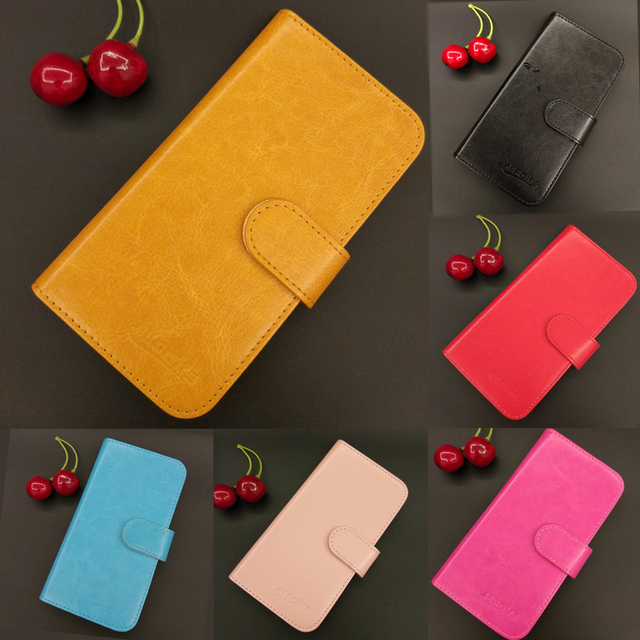 6 Colors Super!! Micromax Canvas Pace 2 Q480 Case Flip Leather Luxury Exclusive Protective 100% Special Phone Cover+Tracking