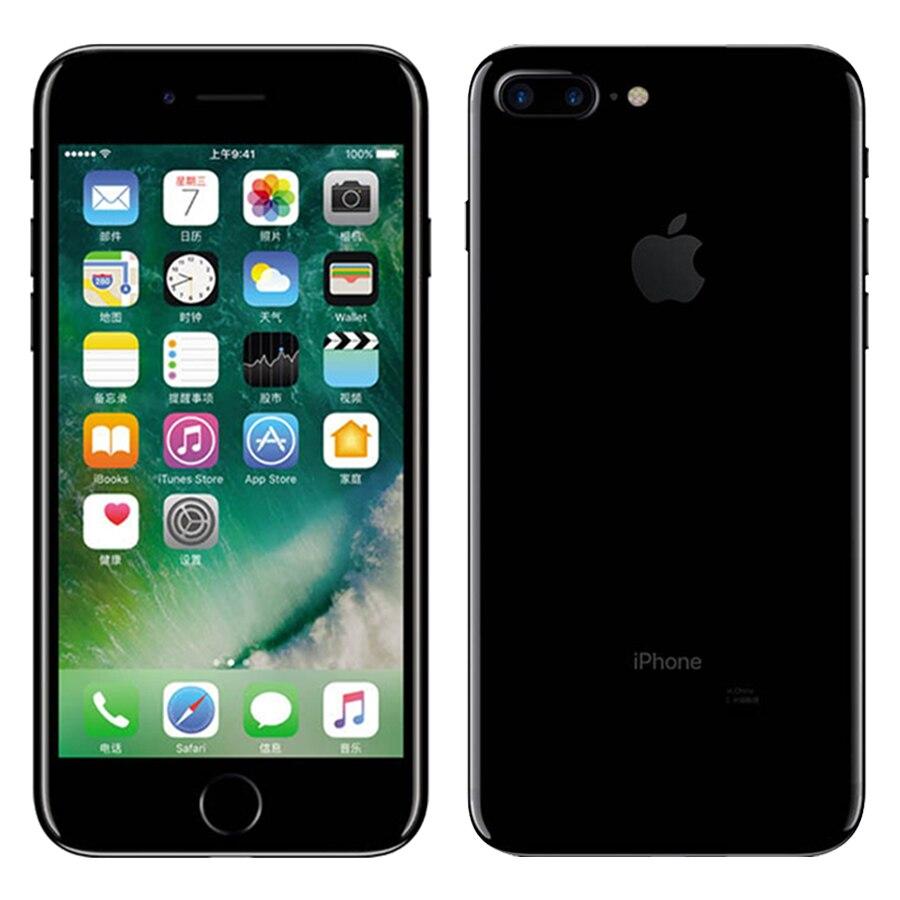 Apple iPhone 7 Plus 3GB RAM 32/128 GB/256 GB ROM IOS 10 téléphone portable 12.0MP caméra Quad-Core empreinte digitale 12MP 2910mA iPhone7 Plus - 2