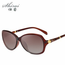 2019 New Polarized Sunglasses Women Luxury Brand Designer Classic Sun Glasses Female Retro Vintage Shades Eyewear