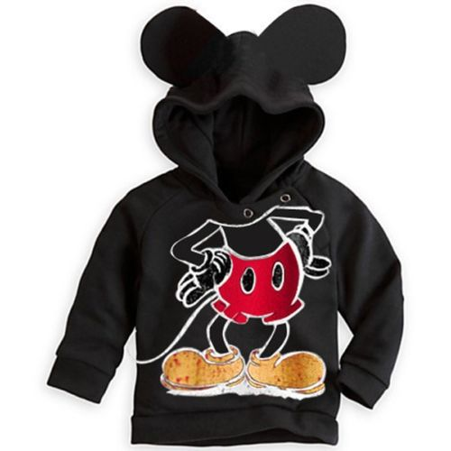UNIKIDS 2015 New . . 3D Ear Hoodies Coats Sweaters Clothing 1-6 Y For Kids Baby Boys Girls