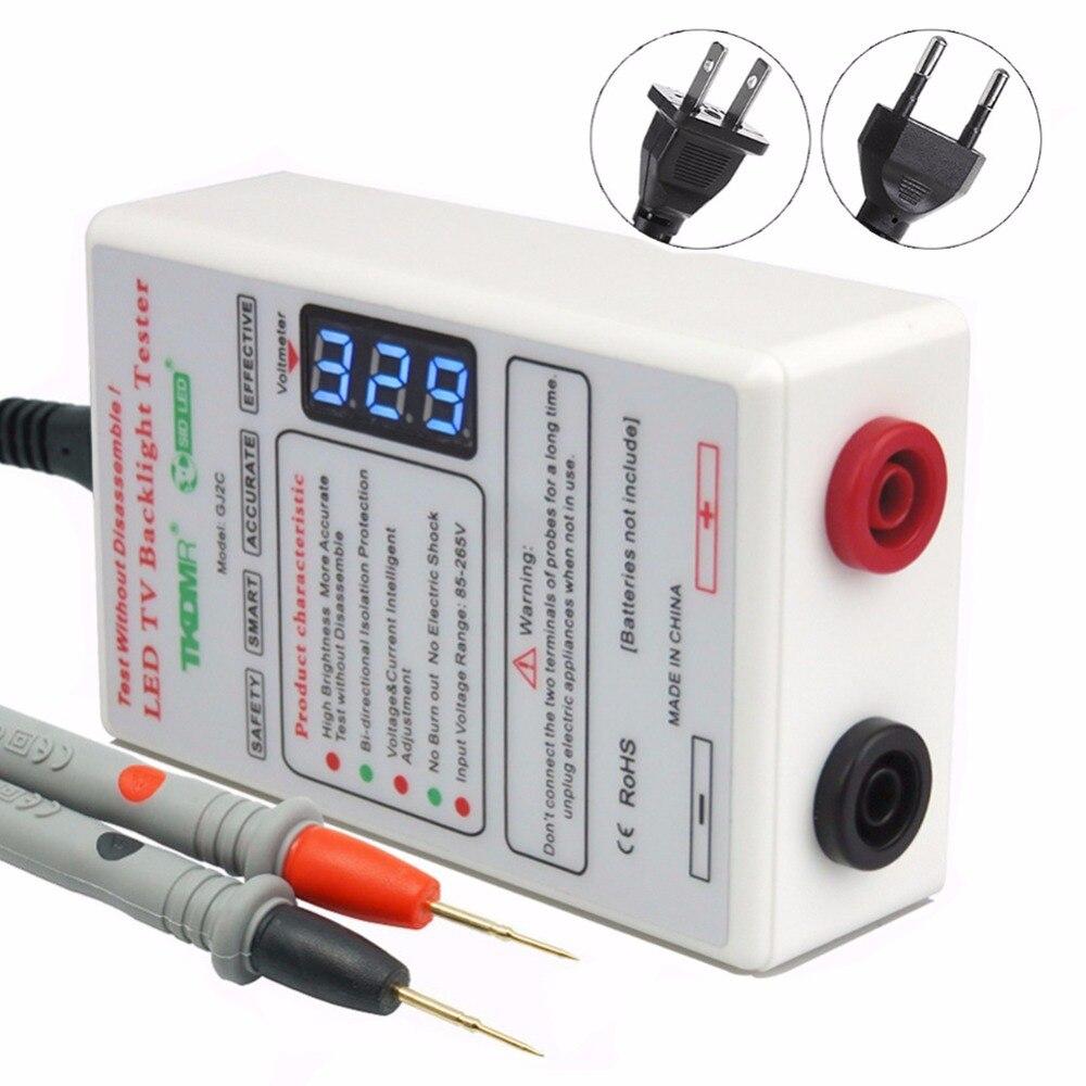 Tkdmr Выход 0-330 В Светодиодная лампа бусы Подсветка тестер инструмент Smart-Fit Напряжение для всех Размеры ЖК-дисплей ТВ не разбирать экран
