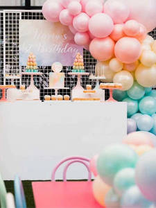 Decoration Balloon Link Marriage Wedding Birthday-Party-Supplies 100pcs/Lot Multicolor