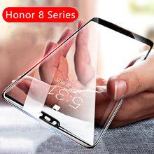 Szkło ochronne Honor 8c 8 Lite szkło hartowane na Huawei Hono Honor8 8 C C8 8 lite Honor8c folia ochronna