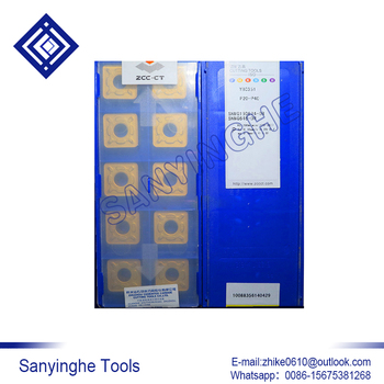 free shipping high quality 10pcs/lots YBC351 SNMG190624-DR cnc carbide turning inserts