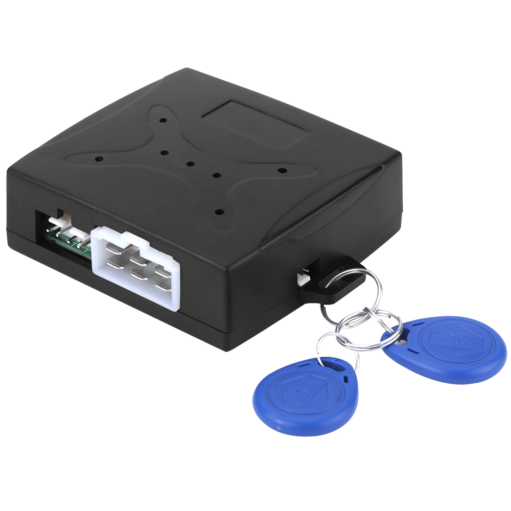 9002B 12 v Voiture smart key push start stop système avec RFID Moteur De Voiture Doigt-Poussoir de Démarrage - 5