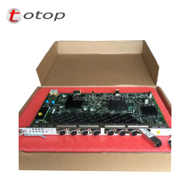 Original ZTE ETTO 10G EPON 8 ports with 8 pcs 10G XPP modules, used for C300 C320, ETTO