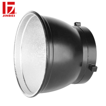 JINBEI 13cm 5 Portable Umbrella Reflector Bowens Mount Photography Accessories for Flash Strobe Light