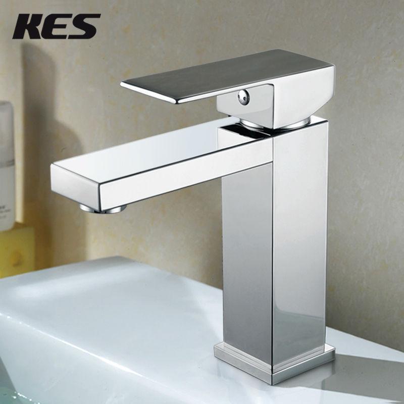 Aliexpress Com Buy Kes Lead Free Brass Bathroom Sink
