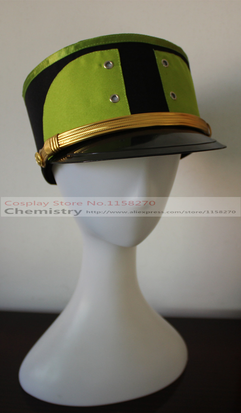 Seraph of the End Owari no Serafu Yuichiro Hyakuya Hat Cosplay Cap