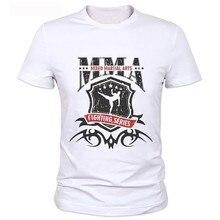 Hommes Chemises Manches Courtes T- Shirt MMA T-Shirts 2016 Nouvelle T Chemises T Casual Shirt Rna Nk Nki