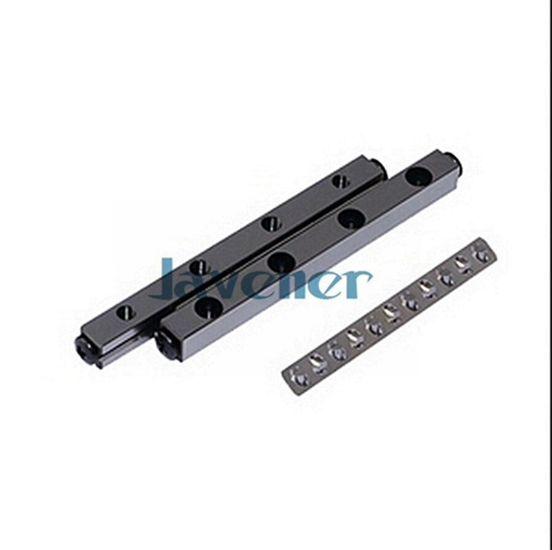 VR2-75x13Z Cross Roller Guide VR2075 Precision Linear Motion For Automation Sliding Linear CNC Photology Equipment цены