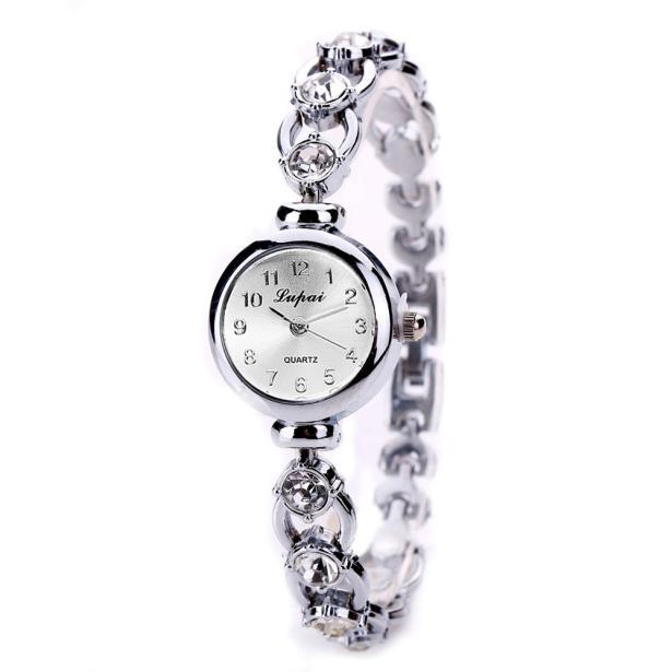 OTOKY 2018 hot sale Special Gifts Luxury Crystal Gold Watches Fashion Women Girl