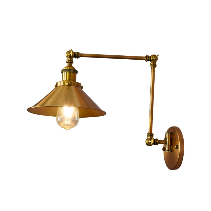 Loft Style Industrial Vintage Wall Lamp Fold Edison Wall Sconce Adjustable LED Wall Light Fixtures Indoor Lighting LamparaLoft Style Industrial Vintage Wall Lamp Fold Edison Wall Sconce Adjustable LED Wall Light Fixtures Indoor Lighting Lampara