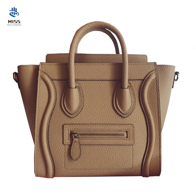 2019 new Women Tote Bag Luxury Handbag Women Bag Designer Large Capacity Female Handbag High Quality  Leather Smile Bag FQX2019 new Women Tote Bag Luxury Handbag Women Bag Designer Large Capacity Female Handbag High Quality  Leather Smile Bag FQX
