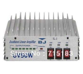 Dual Band Linear Amplifier BJ-UV50W