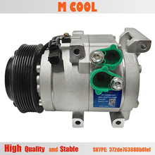 New AC Compressor For Hyundai Grand Starex 977014H010 977014H000 888897039873 Auto Air