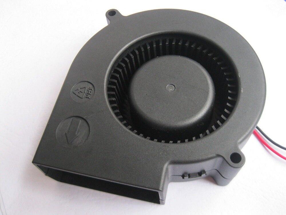 1 шт. Бесщеточный вентилятор охлаждения постоянного тока 9733 S 12 V 0.30A