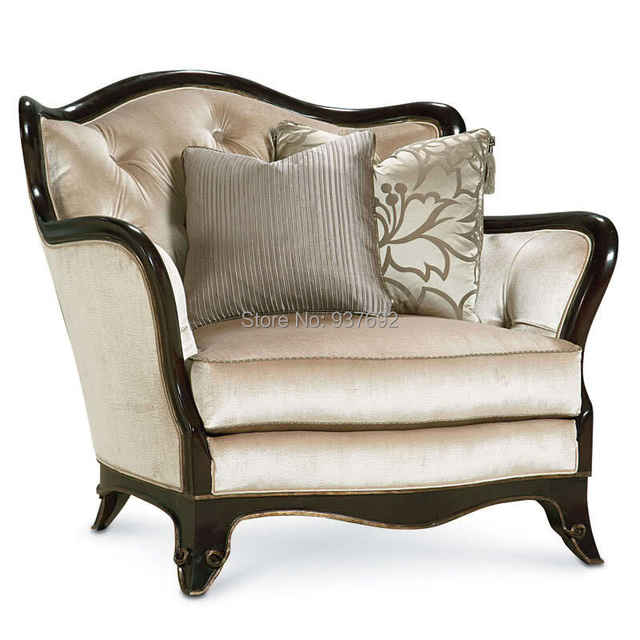 Excellent Fc1710 French Style High Back Sofa Chair Bedroom Chair Fabric Chair Andrewgaddart Wooden Chair Designs For Living Room Andrewgaddartcom