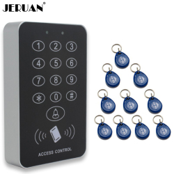 Jeruan banrd new high security security rfid proximity entry door lock access control system 500 user.jpg 250x250