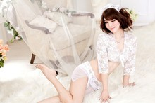 2015 Direct Selling Rushed Cotton Sex Products Langerie Factory Wholesale Sexy Lingerie Lace Nightgown And A Generation of Fat